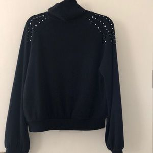 Zara New Collection turtleneck sweater